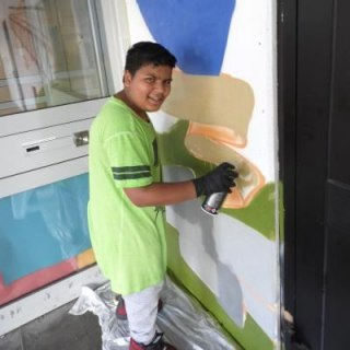 Projekt: Graffiti