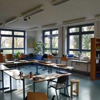 Schule an der Ems - Klassenräume